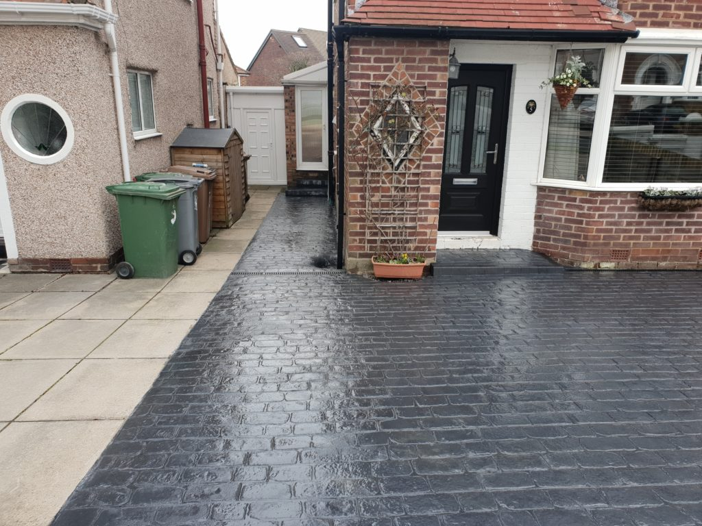 Block Paving Services Willaston